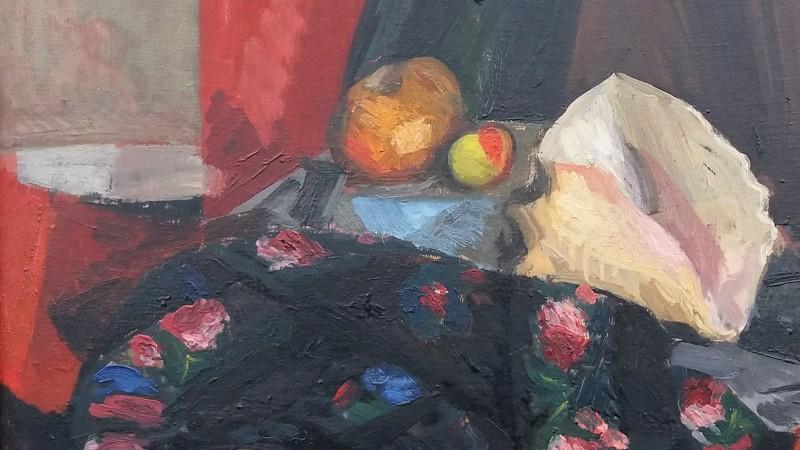 Albert CHAVAZ (1907-1990) - La coquille, 1952