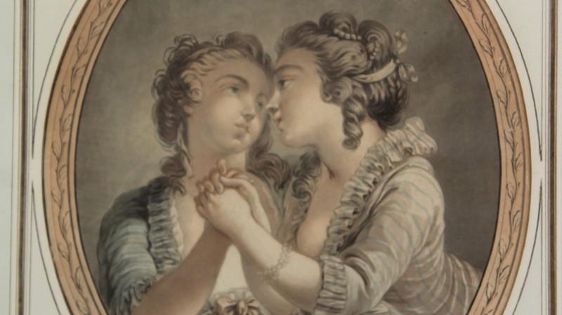 Jean-François JANINET (1752-1814) - Paire d'aquatintes couleurs d'après Doublet