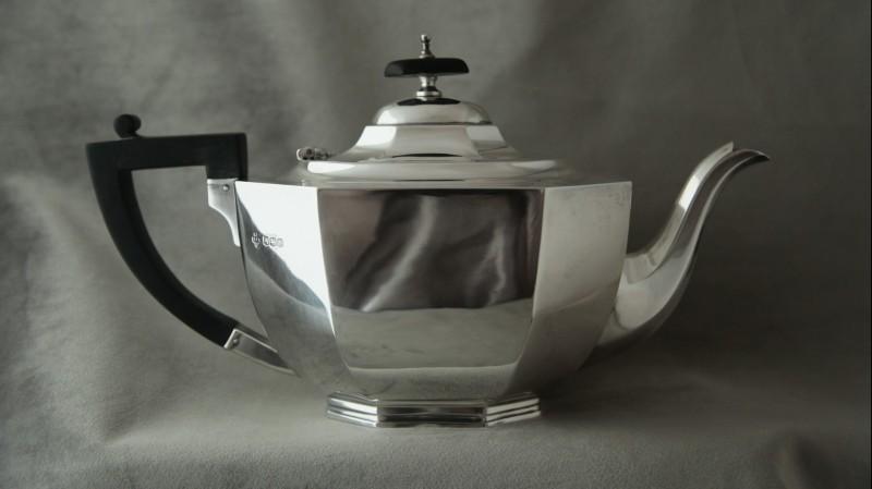 Service à thé & café Art Déco - Attenborough, Sheffield 1936-1937