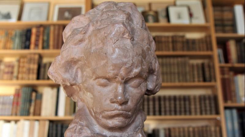 Amedeo Gennarelli (1881-1943) - Buste de Beethoven