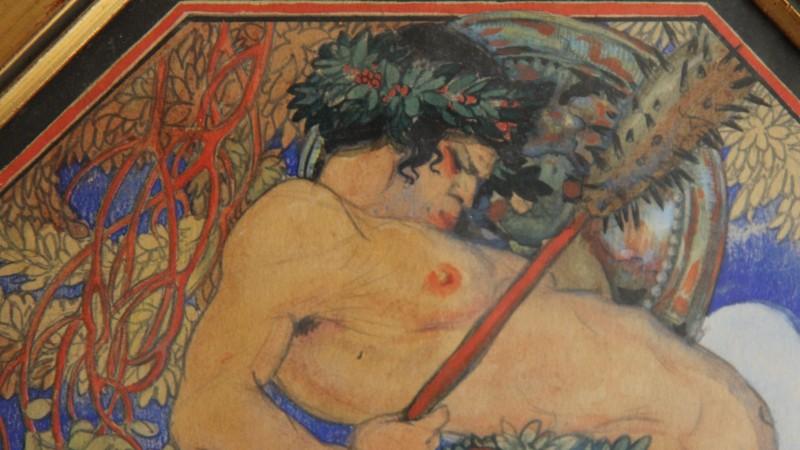 Jämes B. Hugly (1891-1976) - Centaure, 1919
