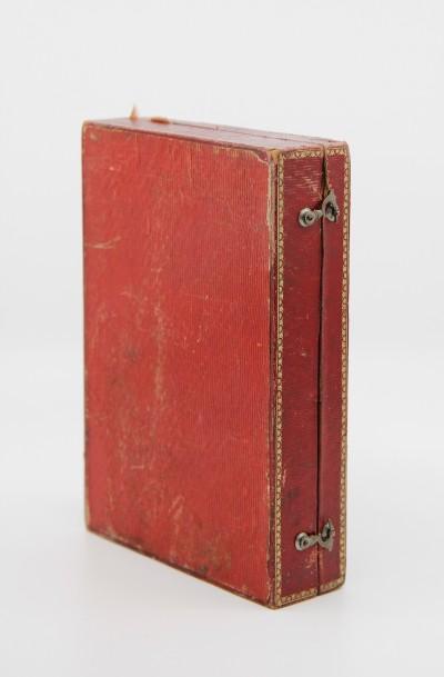 12 cuillères en vermeil dans leur écrin - J.-B. Landry, Paris entre 1826 et 1833