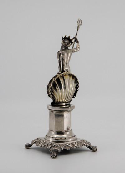 Porte cure-dents en argent - Porto, entre 1843 et 1853