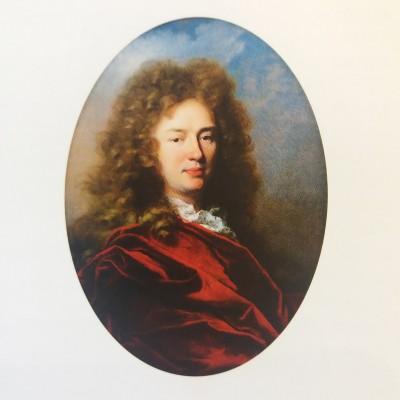 Portrait P.270, 1685-1690, in A. James-Sarazin, Hyacinthe Rigaud - catalogue raisonné, p. 96