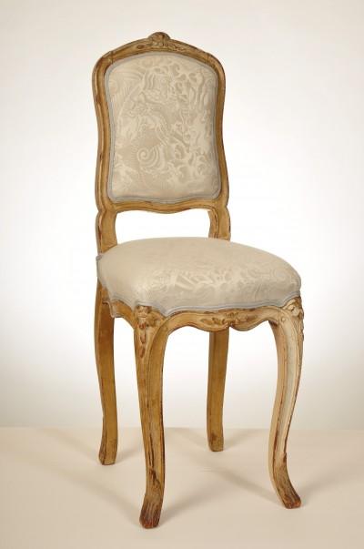 Petite chaise de musicien, époque Louis XV - vers 1760