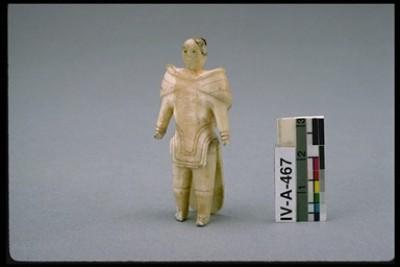 La figurine IV-A-467 du Canadian Museum of History