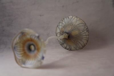 Vera Walther, verrerie d'art - Trois pièces disponibles