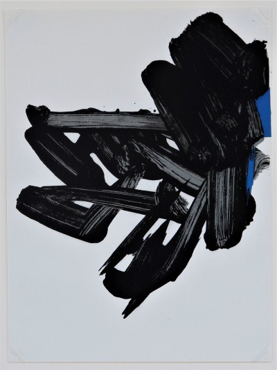 Pierre SOULAGES (*1919) - Lithographie n°17, 1963