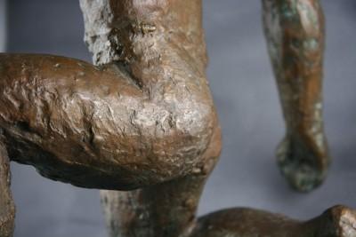Gustave PIGUET (1909-1976) - Épreuve en bronze, 1964