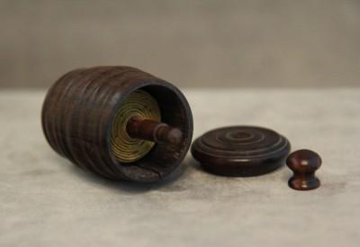 Aune-ruban de couturier, XVIIIe siècle - Cadiz, 1765