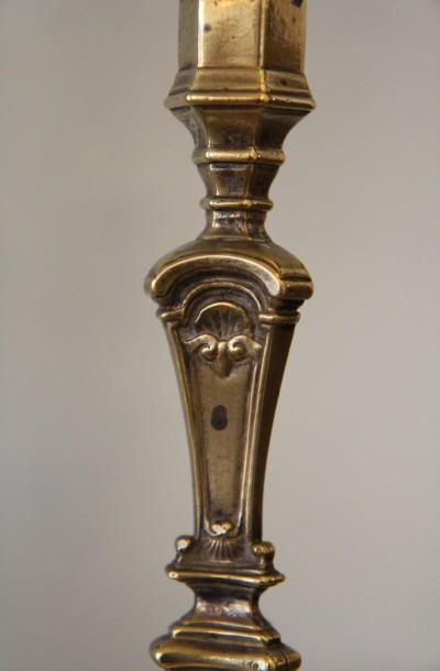 Flambeaux au C couronné - France, 1745-1749
