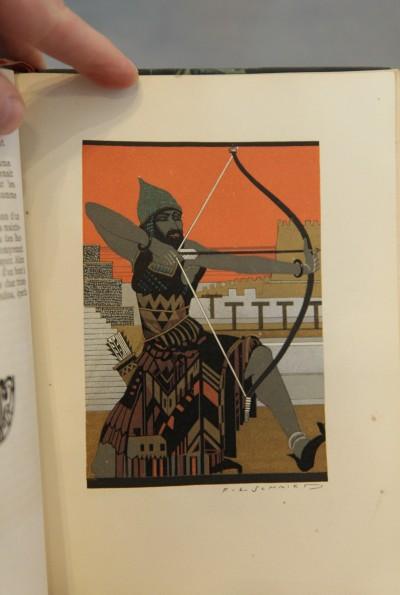 Salammbô - F.-L. Schmied, illustrateur