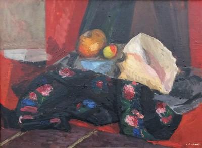 Albert CHAVAZ (1907-1990) - La coquille, vers 1940