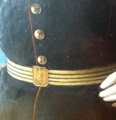 Capitaine adjudant-major, 1847-1848 - Victor-Daniel, baron Tassin