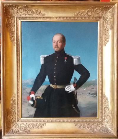 Capitaine adjudant-major, 1847-1848 - Victor-Daniel, baron Tassin