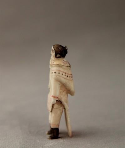 Figurine Inuit - s.d. Nunavik, fin du XIXe - début du XXe