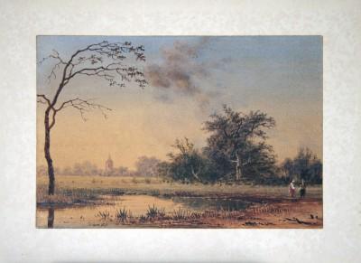 Van Os - Ecole hollandaise, fin XVIIIe - début XIXe