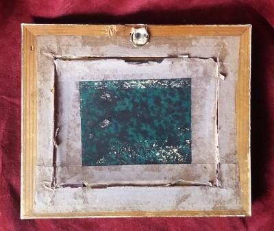 Fixé sous verre, ép. Restauration - Caricature, vers 1830