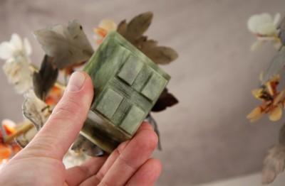 Arbres miniatures en pierre dure - Chine, XXe siècle