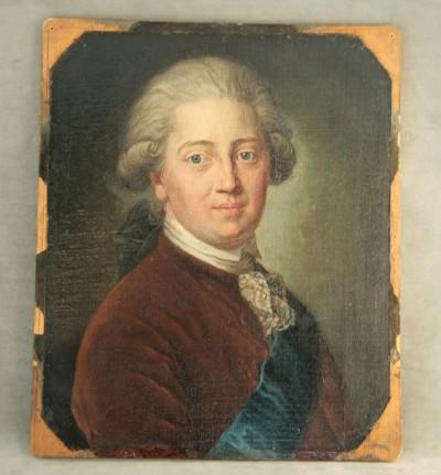 Portrait d'homme - vers 1770