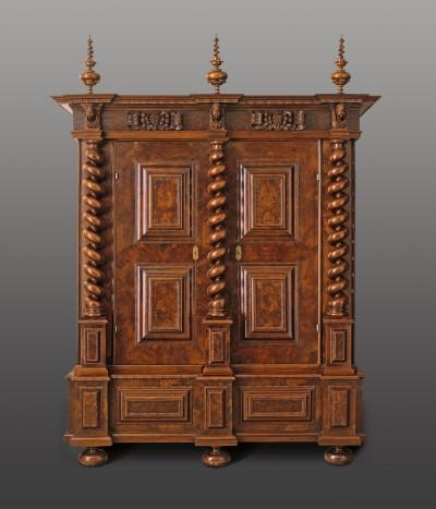 L'armoire du Musée de Bâle