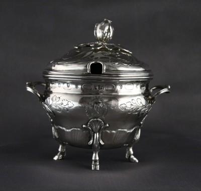 Sucrier - Paris 1756-1762