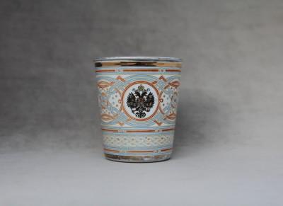 """Gobelet du couronnement de Nicolas II - dit """"de Khodynka"""""""